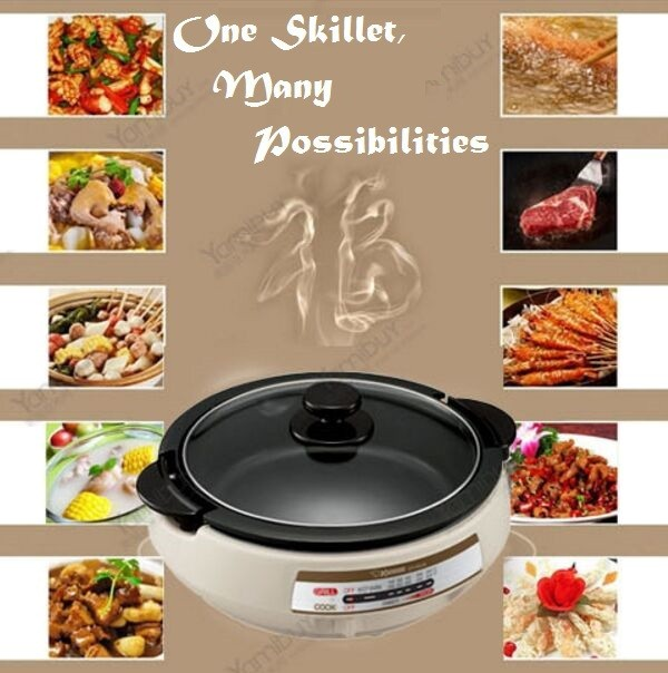 saladmaster electric skillet instruction manual