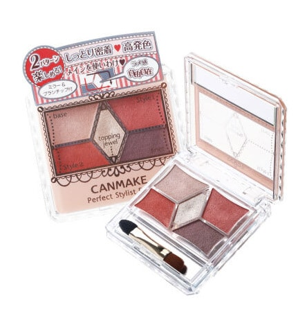 CANMAKE Perfect Stylist Eyes #14